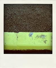Rothko is all around (duineser) Tags: yellow grey grigio giallo markrothko 0148 poladroid
