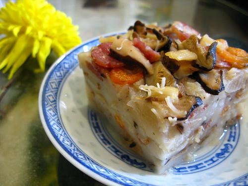 Chinese Radish Cake recipe
