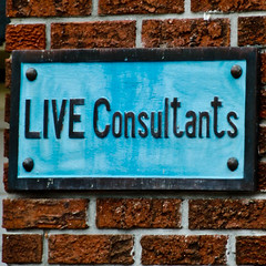 The only good consultant is a LIVE one... (Lynn McFulton) Tags: crazynames 3652012 2010yip whatgoodwouldanotliveconsultantbe