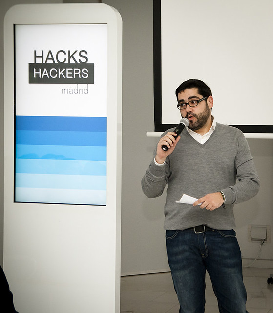 "Hacks & Hackers Madrid - 30/01/12 • <a style=""font-size:0.8em;"" href=""http://www.flickr.com/photos/32810496@N04/6808216157/"" target=""_blank"">View on Flickr</a>"