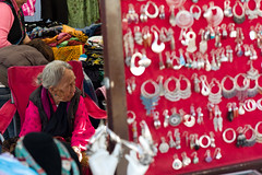 tibetan crafts at the gem show, tucson, arizona [L1001841] (marios savva) Tags: show street arizona tucson craft tibet vendor gem vender 1509 tucsonbook