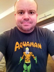 Aquaman T-shirt (alexmuse) Tags: mobile alexmuse scoopt