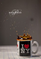 Kaffeesplash (Katrin Petzoldt) Tags: kaffee splash kaffeesplash