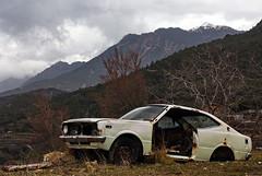 rust in peace (10) (Spiros_Gioldasis) Tags: old mountain car project rust pentax rusty greece spiros  agrinio rustinpeace pentaxk10 aitoloakarnania   westgreece spirosgioldasis gioldasis panaitolikooros