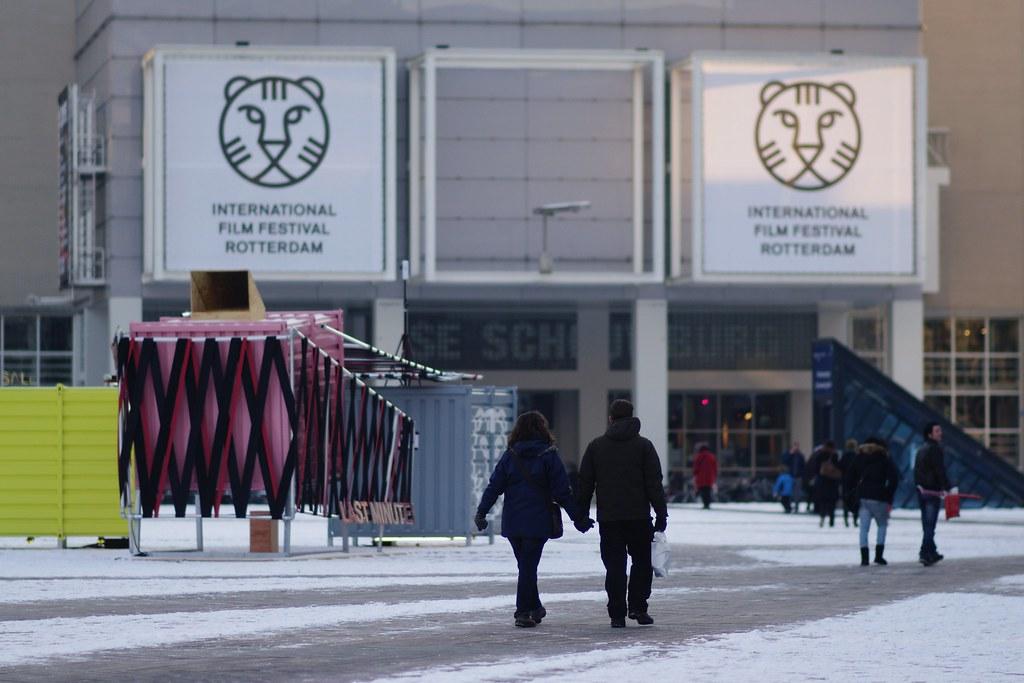 IFFR 2012: Schouwburgplein