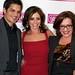 Nicholas Gonzalez, Ruth Livier and Marlene Forte