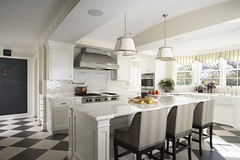 """Kitchen with custom stainless steel hood • <a style=""""font-size:0.8em;"""" href=""""https://www.flickr.com/photos/75603962@N08/6853425031/"""" target=""""_blank"""">View on Flickr</a>"""