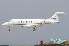 N430SK (PHLAIRLINE.COM) Tags: 2004 flight airline planes trust co philly 300 wilmington airlines phl challenger spotting bombardier bizjet generalaviation spotter philadelphiainternationalairport trustee kphl bd100 n430sk
