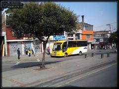 Buseta Trans Nuevo Horizonte S,A, 19616 (Los Buses Y Camiones De Bogota) Tags: colombia bogota sa trans autobus nuevo horizonte buseta 19616 usme busologia
