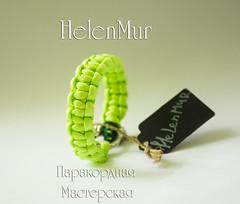 IMG_2355 (Elena Murzina) Tags: hand made bracelet survival   paracord         helenmur