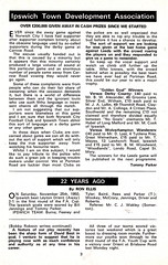 Ipswich Town vs Coventry City - 1972 - Page 5 (The Sky Strikers) Tags: road city one town football official division coventry league ipswich programme portman 6p