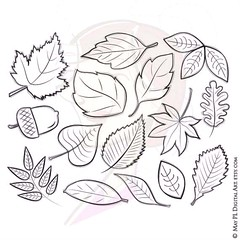Whimsy leaf doodle digistamps autumn set #whimsical #digistamp #doodles #leaf #leaves #autumn https://goo.gl/Sb4KTc (maypldigitalart) Tags: autumn leaves leaf doodles whimsical digistamp