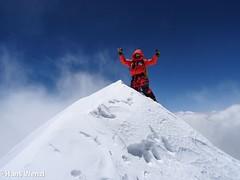 018-Al Cim Sol-Hans Wenzl (ferran_latorre) Tags: nepal summit alpinismo montaa makalu cumbre ferranlatorre cat14x8000 hanswenxl arjunvajpai boyanpetrov