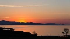 Applecross Sunset 2016.05.09 (AnnieMacD) Tags: sunset skye scotland westerross applecross raasay innersound culduie