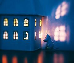 nichnye okna (grezelle) Tags: moomin moomintroll moomins adventuremoomintrolls tinymoominbigworld