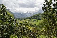 The mysterious mountains (-Miguel Martin-) Tags: forest landscape spain nikon north asturias hills mysterious 2015 d5100