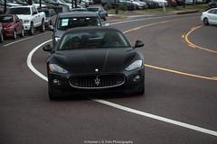 Maserati Granturismo Sport (Hunter J. G. Frim Photography) Tags: black sport italian colorado supercar v8 maserati granturismo maseratigranturismo maseratigranturismosport