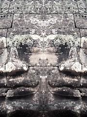 P5210424 (dbillian) Tags: abstract temple cambodia tomb surreal siem reap thom angkor bayon raider