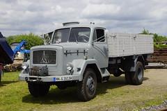 LKW Magirus Deutz in Frankfurter Feldbahn Museum 21-05-2016 (marcelwijers) Tags: museum truck am frankfurt main camion oldtimer frankfurter vrachtwagen magirus lkw deutz vrachtauto feldbahn 21052016