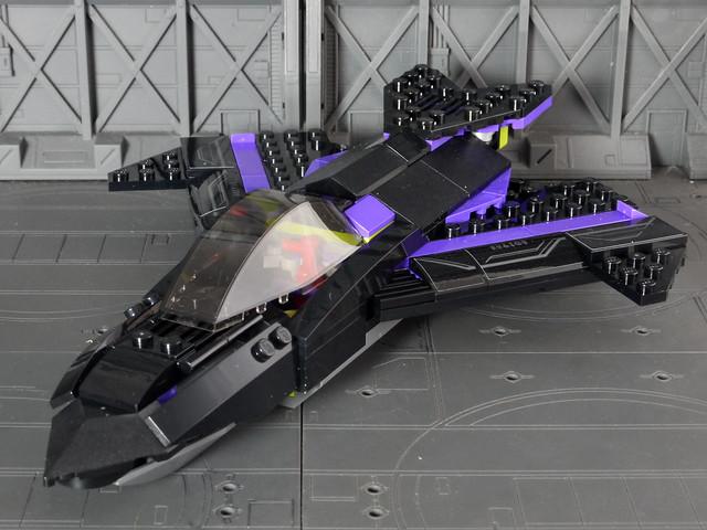 76047 Black Panther Pursuit
