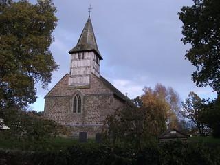 St Bartholomew, Vowchurch