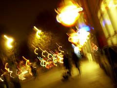 WHITE CITY 12 (Nigel Bewley) Tags: city uk england urban london underground transport tube grain whitecity tubestation londonunderground rushhour grainy noise publictransport noisy thetube centralline londontransport woodlane tfl pointillism tubetrain transportforlondon pointillist alternativedigital mindthegapmindthegap