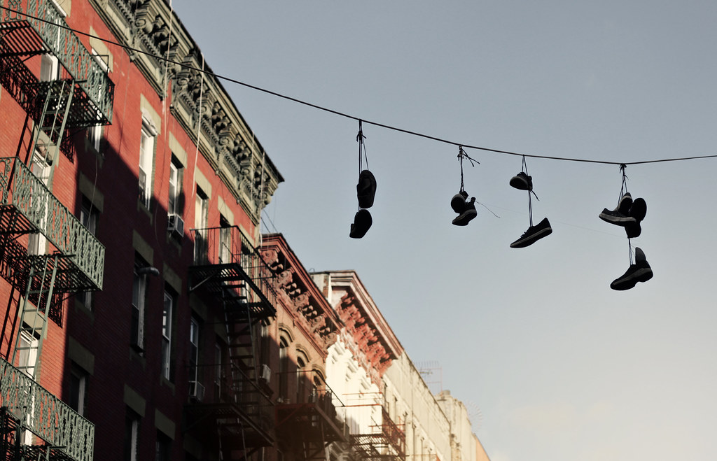 The World\'s Best Photos of dangling and laces - Flickr Hive Mind