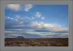 Just Another Day in Paradise (AnEyeForTexas) Tags: clouds 20 westtexas chihuahuandesert lamota bigbendranchstatepark top20texas