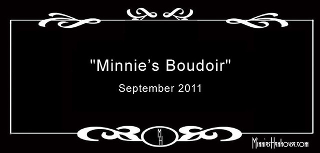 Album Cover | Minnie's Boudoir