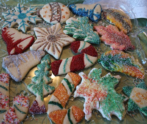Christmas Cookie Orders by LadyDragonflyCC - >;<, on Flickr