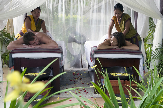 Nurture Spa Village Couples Massage
