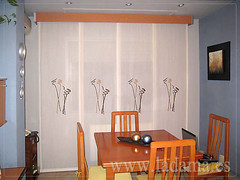 "Decoración para Salones Clásicos: Cortinas con Dobles Cortinas y Bandos, Tapicerías, Paneles Japoneses, Estores... • <a style=""font-size:0.8em;"" href=""http://www.flickr.com/photos/67662386@N08/6476310119/"" target=""_blank"">View on Flickr</a>"