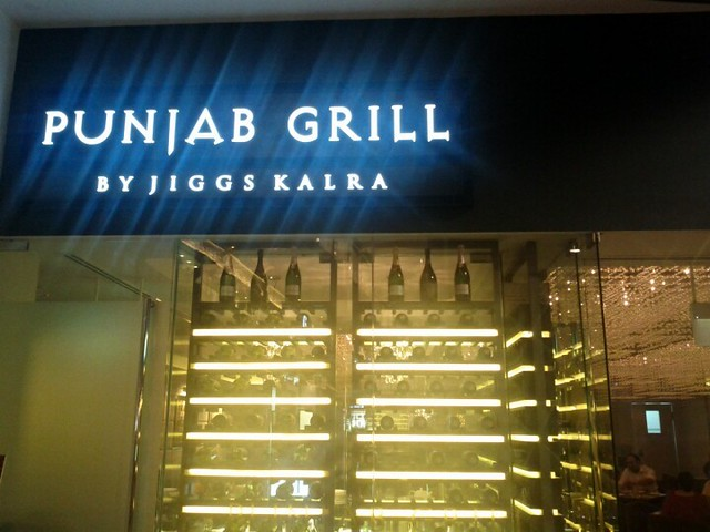 Punjab Grill at Marina Bay Sands - Restaurant Review