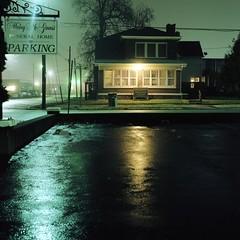 (Tim Castlen) Tags: longexposure fog night kentucky owensboro hasselblad500cm hasselblad80mmf28 kodakektacolor160
