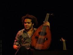 Mohamed Abozekry (Rick & Bart) Tags: music concert live bruxelles worldmusic brussel oud musique luit muziekpublique rickbart thebestofday gnneniyisi rickvink d lethtremolire mohamedabozekry