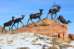 IMG_9346 National Museum of Wildlife Art, Jackson, WY (ThorsHammer94539) Tags: park grand national teton