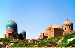 Nécropole Shah-i-Zinda