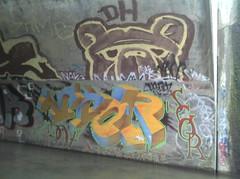 Dhestoe Scor (404 ǝɹɹoɹ) Tags: graffiti 3d eastbay scor flickroid h8k dhestoe