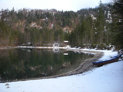 Kleiner dsee (simo2582) Tags: park trip travel schnee winter wild panorama mountain lake snow alps travelling ice nature beauty reflections walking landscape lago austria mirror see frozen reflex sterreich reisen europa europe frost view im natural hiking nowhere htte eu peak berge climbing vegetation alm wilderness alpen sandberg riflessi alpi blick obersterreich luce kleiner austrian reise specchio hutte grunau spitze wels alpino alpenverein almtal grnau schermberg welser sektion dsee sterreichischer almtalerhaus av allofnatureswildlifelevel1