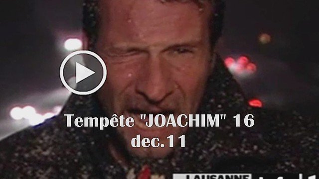Joachim : un calvaire journalistique !
