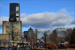Delta. (MTL-PTP) Tags: sky clouds hotel montreal delta d5100