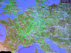 CERN @ Frankfurt Book Fair (future15pic) Tags: germany october geneva map frankfurt eu science cern atlas particle physics lhc accelerator bookfair 2011 higgsboson datatransfer largehadroncolliader