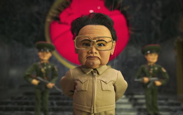 Kim Jong il Team America
