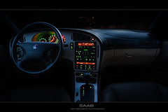 SAAB (Jeff_B.) Tags: 2003 car automobile gm sweden interior turbo 95 saab aero carinterior spyker generalmotors scandia gmfyi