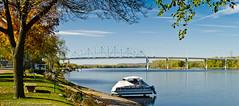 Mississippi River (Paul Diming) Tags: fall minnesota landscape mississippiriver wabasha wabashaminnesota septoberfest lawrenceblvd