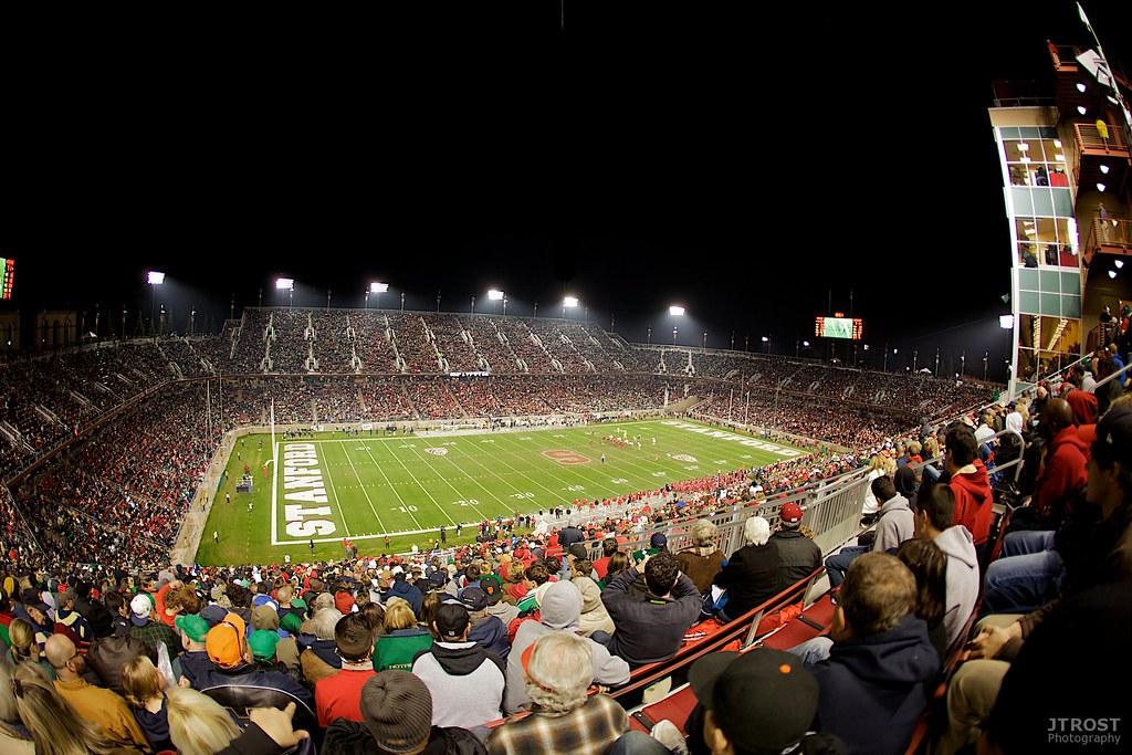 Stanford vs. Notre Dame - 11/26/11: In Color