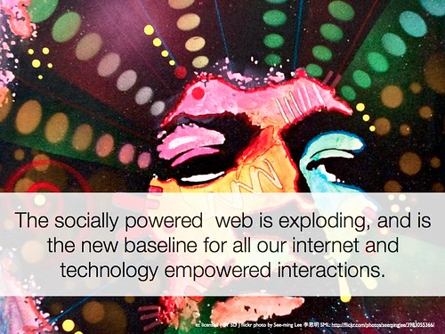 Social powered web by heyjudegallery, on Flickr