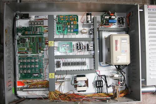 Motion Control Engineering elevator controller