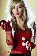Merry Christmas Everyone! (Carlos Mata Photography) Tags: christmas portrait navidad retrato creative everyone merry feliz carlosmata