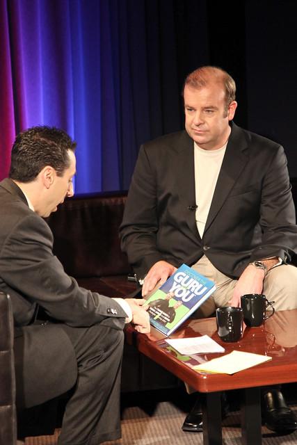 Discussing Book Discover the Guru in You!